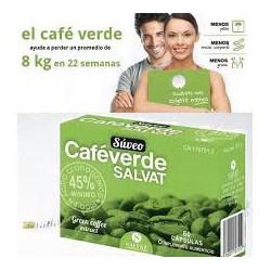 Café verde Súveo. Salvat.