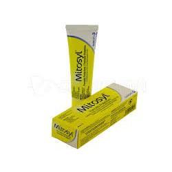 Mitosyl protective ointment. Sanofi.