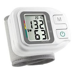HGH Handgelenk-Blutdruckmessgerät. Medisana.