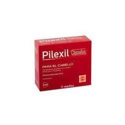 Pilexil cápsulas para o cabelo. Lacer.