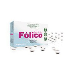 Folic Acid. Soria Natural.