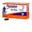 Pharmaton 50 Plus 30 capsules.