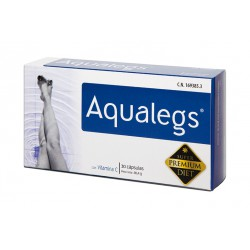 Aqualegs capsules. Diète Super Premium.