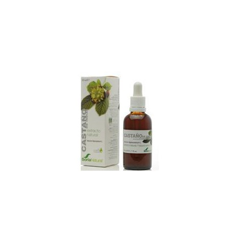 Chestnut Extract the Indies. Natural Soria.