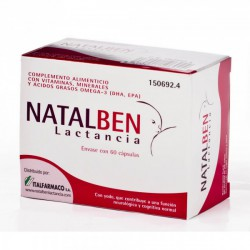 Natalben Breastfeeding.