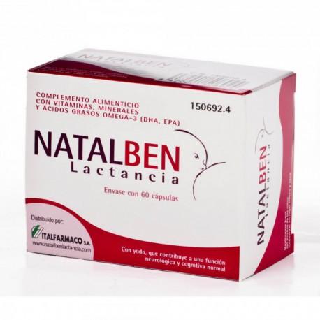 Natalben Breastfeeding.