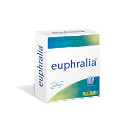 Solution ophtalmique Euphralia. Boiron.