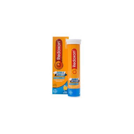Redoxon orange 1g 15 effervescent tablets. Bayer.