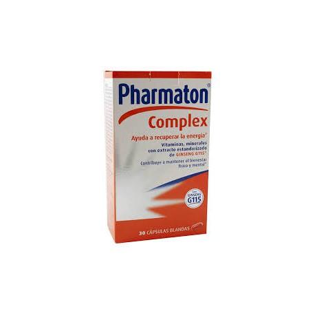 Pharmaton Complex 30 Softgels.