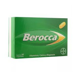 Berocca 30 effervescent tablets.