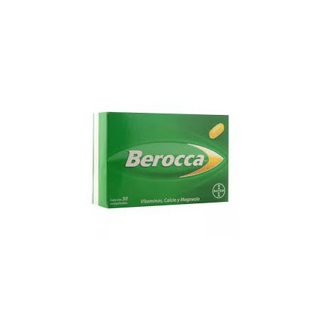 Berocca Performance 30 Comprimidos Efervescentes Naranja