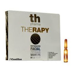 Immediate Reparação Facial Ampolas. Th Pharma.