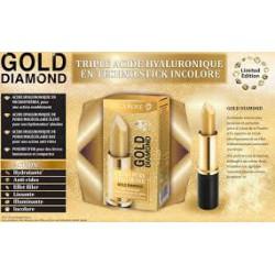 Gold Diamond. Inca Rose.