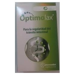 Optimolax 10 comprimidos. PHARMADIET.
