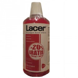 Безалкогольное Жидкость для полоскания рта Journal. Lacer.