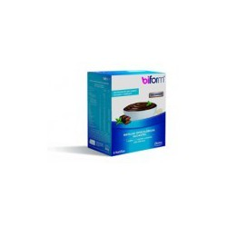 Biform Natillas Chocolate 6 sobres. Dietisa.