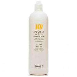 Babe Jabón de Aceite pieles atópicas 500 ml