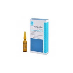 Ampoules Parabotica flash.
