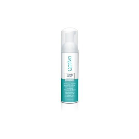 Optiva - Mousse nettoyante éclat - 150ml