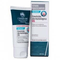 Dermatological Emulsion Parabotica DS.