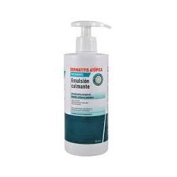 Emulsion apaisante Parabotica de la dermatite atopique.