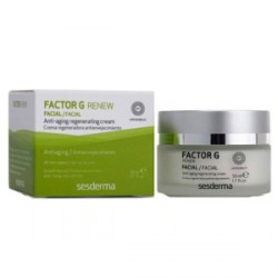 Factor G Renew, regenerating anti-aging cream. Sesderma.