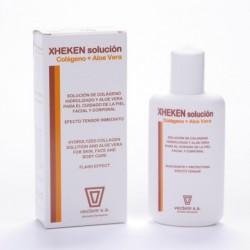 Xheken решение для кожи и волос. Коллаген + Алоэ Вера.
