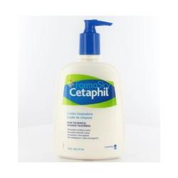 Cetaphil nettoyant lotion.