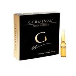 Flash ampoule immediate action. Germinal.
