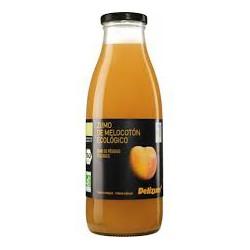 Органические Персик Сок 1л. Delizum.