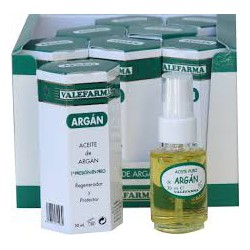 Argan oil pure. Valefarma.