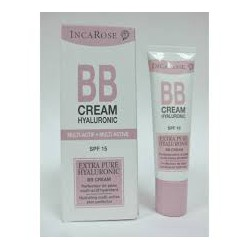 BB Cream hyaluronique moyen. Inca Rose.