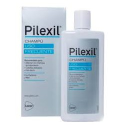 Pilexil Частое использование шампуня. Lacer.