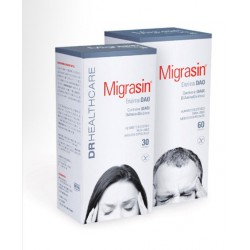 Migrasin 30 capsules. Enzyme DAO. Dr. Healthcare.