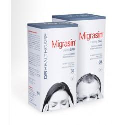 Migrasin 30 cápsulas. Enzima DAO. Dr. Healthcare.