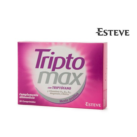 EsteveTriptomax 30 comprimidos