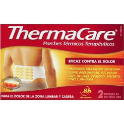 Thermacare lumbar and hip. Pfizer.