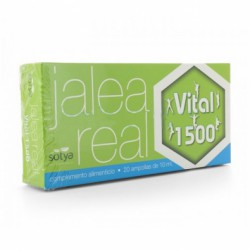 Adults Vital Royal Jelly 1500. Sotya.