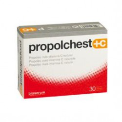 PROPOLCHEST C (Immunsystem). Bioserum.
