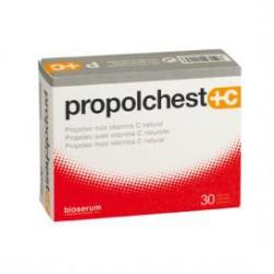 PROPOLCHEST C (sistema imunitário). Bioserum.