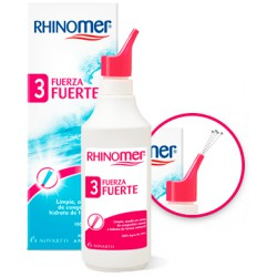 Rhinomer Force 3 (сильная). Novartis.